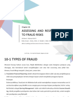 10 Assessing and Responding to Fraud Risks & Fraud Auditing.pptx