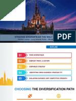 Strategic Management_Diversification The Walt Disney
