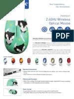 ProlinkPMW5007 Datasheet 2018.06.11