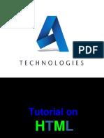 ATech HTML Training