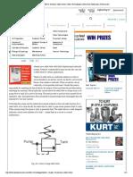 Pressure-relief valves Hydraulics & Pneumatics