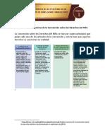 TEMA 1.1.1 PRINCIPIOS RECTORES DE LA CONVENCIÓN SOBRE LOS DERECHOS DEL NIÑO