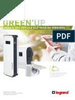 Catálogo Green Up - Soluções de carga para veiculos eletricos