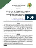 Jurnal BUMN Dan Kewajiban Pelayanan Umum Pada Sektor Pos.pdf