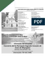 Por las Diócesis:Mayaguez 5110