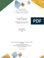 Anexo 1 Formato de entrega - Paso 2 .