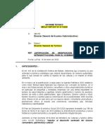 INFORME SUSTENTADO - MODIFICACION 26990 PREMIO EDUARDO AVAROA INDUSTRIAS CULTURALES