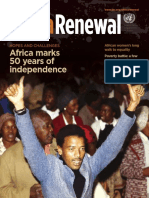 Africa Renewal August 2010