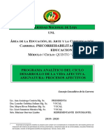 PLAN ANALITICO PROCESOS AFECTIVOS.doc