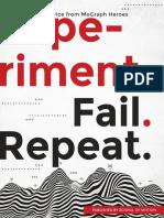 Experiment. Fail. Repeat. eBook Updated Version