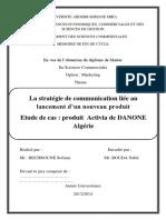 La stratégie de communication liée au lancement d'un nouveau produit.pdf