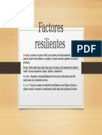Factores resilientes