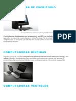 COMPUTADORAS HÍBRIDAS