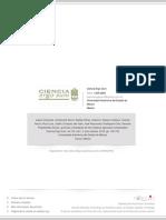 Propiedades físicas, químicas y biológicas- de 3 residuos compostados