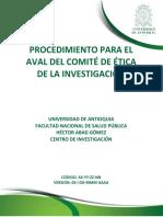 P. Aval CEI Documentado