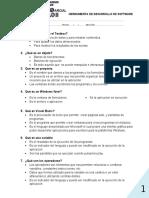 Examen Parcial Herramienta Desarrollo Software 2020