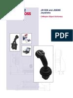Sauer-Danfoss JS1000 and JS6000 Joysticks CANopen Object Dictionary v2.10.pdf