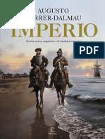 Libro - Imperio - Augusto Ferrer-Dalmau (2019)