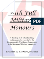 with full military honours 2020