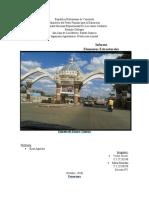 Informe Elementos Estructurales. Victor Trocel y Maria Bastidas