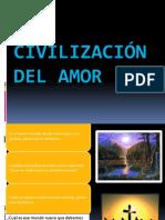 Civilización del amor hombre.pptx