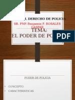 PODER DE POLICIA - 2017