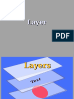 Concept of Layers -Photoshop