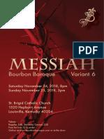 V6 + BB Messiah Program