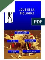 Biología; clase 01 que es la biologia x.pdf