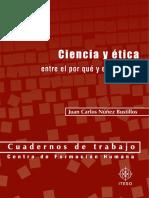 Ciencia y etica
