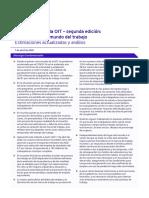 Segunda edición del Observatorio de la OIT