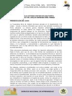 DESARROLLO ESTUDIO DE CASO PARTE 2 CARLOS FERNANDO NIÑO TORRES
