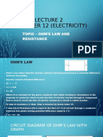 X PPT CH 12 ELECTRICITY (2)