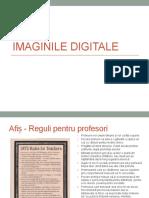 Imaginile digitale