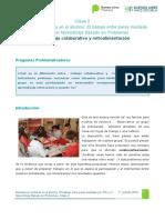 Clase 2 - Aprendizaje Colaborativo y Retroalimentación