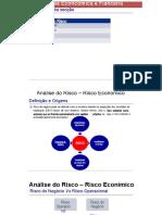 ANALISE DO RISCO ECONÓMICO E FINANCEIRO.pptxapresentação