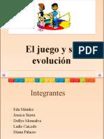 Juego y su evolucion - Eda Mendez.pptx