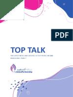 TOP TALK - Issue 7 - Mar'20