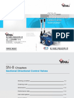 SN-8 Sectional Valve