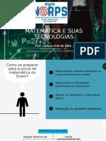 Matemática e suas tecnologias.pptx