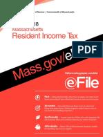 MA state tax instruction