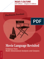 [Lingue E Culture_Languages and Cultures-Langues Et Cultures] Pierfranca Forchini - Movie Language Revisited_ Evidence from Multi-Dimensional Analysis and Corpora (2011, Peter Lang International Academic Publi (1)
