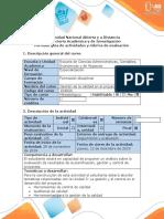 Guía de actividades y rúbrica de evaluación - Paso 5 - Controlar la calidad - Actividad final por POA (1).docx