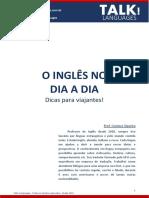 E-book - Inglês no dia a dia