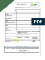FTO-MSL-12-3 PLAN DE EVALUACION PARAPENTE