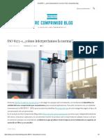 ISO 8573-1, ¿cómo interpretamos la norma_ _ Aire comprimido