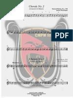 Bells - Chorale No. 2 e 3 - 2020-02-26