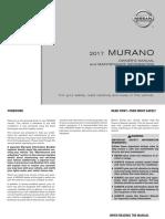 2017-Murano-owner-manual