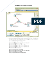 Frame Relay Con Packet Tracer 5