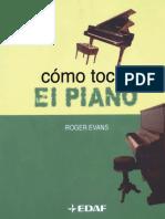 Como tocar el piano, Roger Evans.pdf